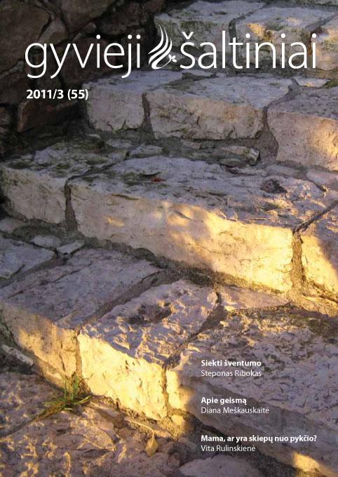 Gyvieji šaltiniai 2011/3 (55)