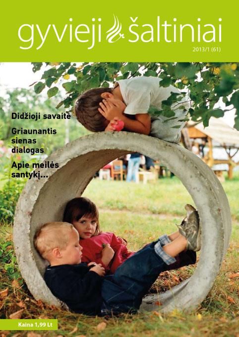 Gyvieji šaltiniai 2013/1 (61)