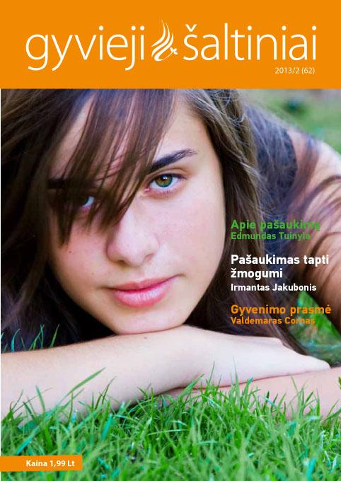 Gyvieji šaltiniai 2013/2 (62)