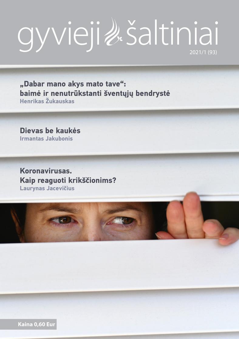Gyvieji šaltiniai 2021/1 (93)