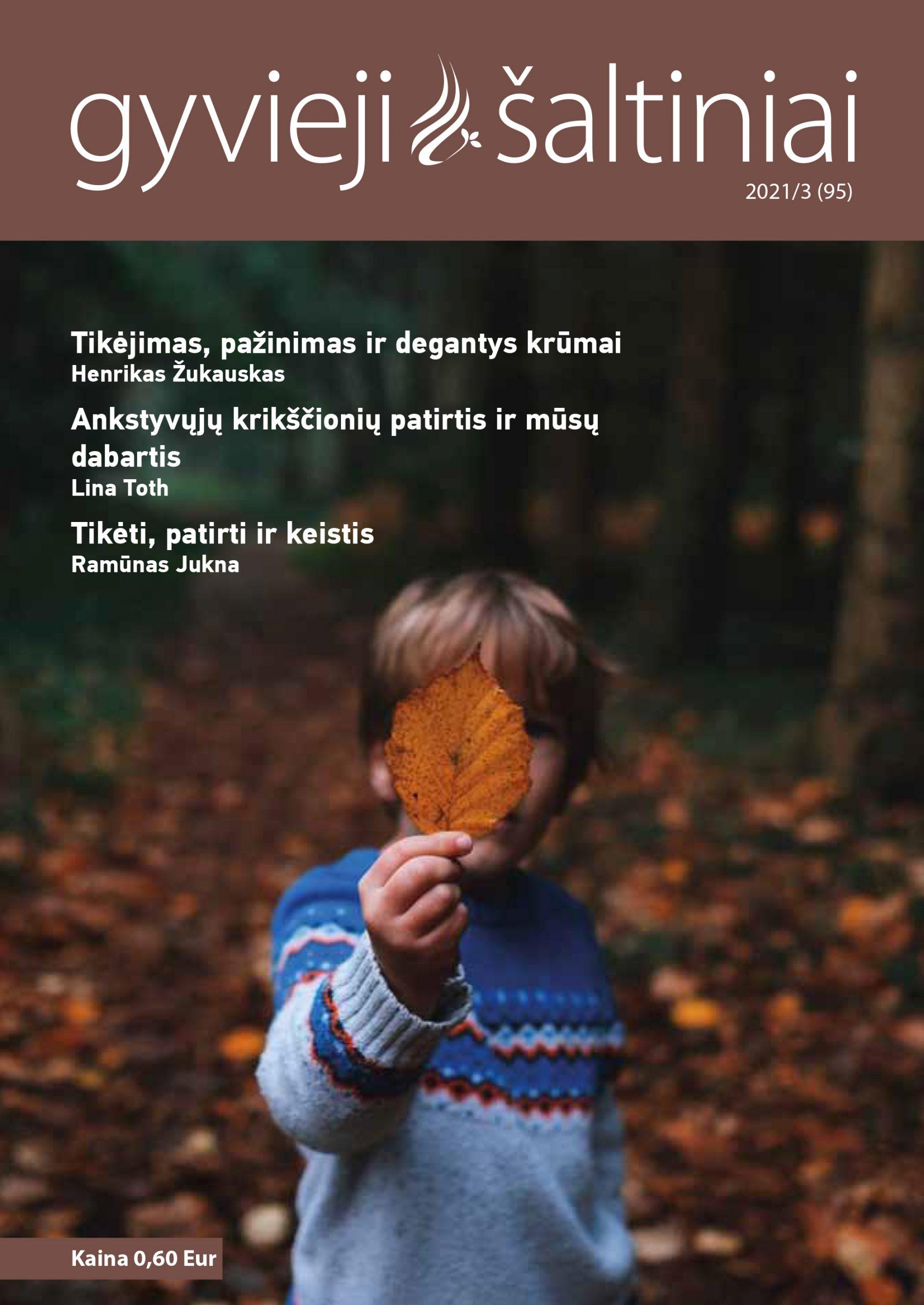 Gyvieji šaltiniai 2021/3 (95)